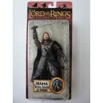 Boneco Senhor Dos Aneis Hama Royal Guard Of Rohan