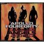 Cd-single-apollo Four Forty-charlie´s Angels 2000-3 Vesões