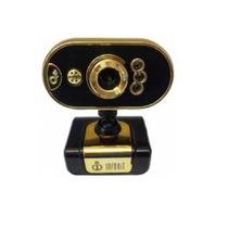 Webcam Câmera Infokit Eyecam N-400mv C/ Microfone