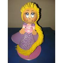 Princesa Rapunzel Em Eva 3d
