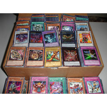 Yugioh! Mega Pack  Lote Com 112 Cartas Originais Port/ingles