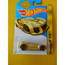 $quick N Sik 2014 Ediçao Especial - Hot Wheels$