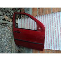 Porta Dianteira L.d Fiat Palio Sapão S/ Acessórios