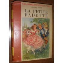 Livro La Petite Fadette Romance Francês Antigo Ilustrado