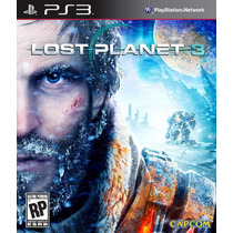 Lost Planet 3 Ps3 Novo Lacrado Legendado Em Português