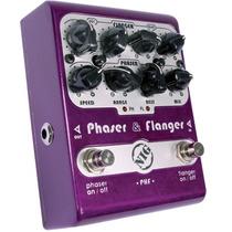 Pedal Super Nig Phaser & Flanger - Phf