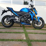 Escapamento Esportivo Suzuki Gsx-s1000 - Willy Made Firetong