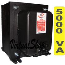Auto Transformador 5000va Ar Condicionado 12000 Btu Garantia