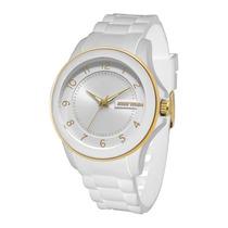 Relógio Feminino Mormaii Mauí Mopc21jaf/8b - Branco / Do...