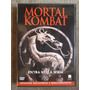 Mortal Kombat - Filme Em Dvd - Importado Da Itália