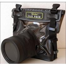 Capa Aquatica Estanque Dicapac P/ Nikon D700 D800 D800e D750