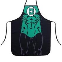 Avental Cozinha Divertido Lanterna Verde Dc Comics
