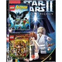 Patch Kombo Lego Batma+, Star Wars2+ Indiana Jones Patch