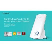 Repetidor Wireless Tp Link Amplificador Sinal Wa850re Wifi