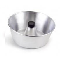 Forma Para Bolo E Pudim De Alumínio Com Furo 24 Cm