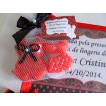 Caixa Com 30 Lembrancinha Chá De Lingerie