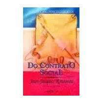 Livro: Do Contrato Social - Jean Jacques Rousseau