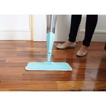 Spray Mop - Vassoura Mop - Limpeza Prática - C/ Reservatório