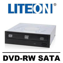 Leitor Gravador Liteon Sata Cd, Dvd 4,7 E 8,5 Gb Dual Layer