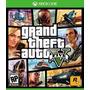 Gta V Xbox One Midia Digital Off