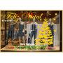 Adesivos Para Vitrines Lojas Encomenda Ofertas Feliz Natal