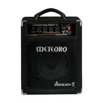 Amplificador Contra Baixo Meteoro Star Black 8 Especial Loja