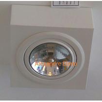 Luminária De Teto Plafon Sobrepor Ar 111