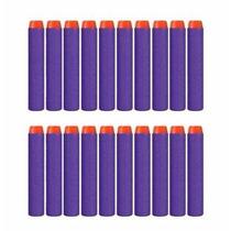 Refil Munição Dardos Nerf Hasbro N-strike Kit 20 Unidades