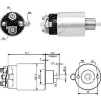 Automatico Partida Fusion Omega Silverado 4.1 10455711
