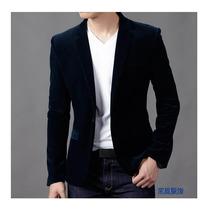 Luxo !!! Elegante Blazer De Veludo Masculino R$ 189,00