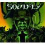 Cd Soulfly - Soulfly 2cd Digipak Edition Frete Grátis