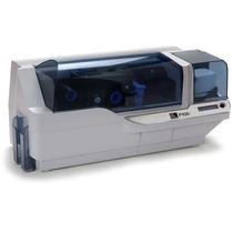 Impressora Zebra P430i P430 Cartão Pvc Crachás Frente Verso