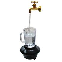 2 Canecas Fonte De Agua Torneira Magica Bebidas Festas