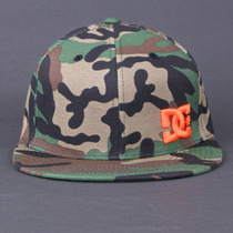 Boné Dc Shoes Militar Camuflado ( Element Volcom Hurley)