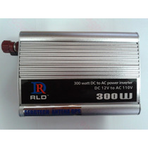Inversor 300w Transformador 12v P/110 127 Veicular Conversor