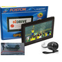 Gps Foston Fs-3d473dc Câmera Ré Tela 4,3 Full Hd Tv Trans-fm