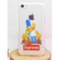 Case Capinha Capa Simpsons Barth Homer Desenho P/ Iphone 5c