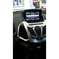 Central Multimídia Original Ford Nova Ecosport (2013-2014)