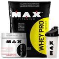 Whey Pro 1.500g + Creatina - Max Titanium