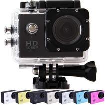 Camera Esportiva Filmadora Full Hd 1080p Prova D