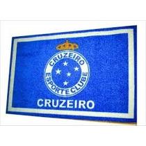 Tapete Do Cruzeiro Personalizado Em Vinil .tam. 80 X 80 Cm!