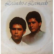 Leandro E Leonardo - Lp - Veja O Video