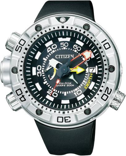 02d14c85a03 Relógio Citizen Aqualand Eco-drive Bn2021-03e 12 X Sem Juros R 3399 ...