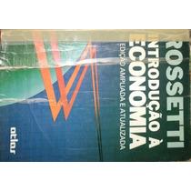 Livro Introdução À Economia - Rossetti (6)