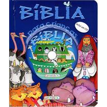 Livro - Bíblia Para Crianças C/ Cd