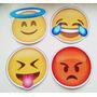 Plaquinhas Divertidas Emoji Carinhas Zap Zap