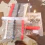 Lote Com 100 Diodos 1n4007 1000 Volts 1 Ampere (1oo Pcs)