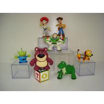 Toy Story 3 Aliens Buzz Jessie Lotso Rex Slink Woody Com 7