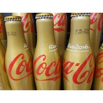 Coca-cola Garrafas Alumínio-edição Olimpíadas Rio 2016