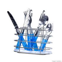 Porta Talheres Com Suporte Para Pendurar Arthi Cook Home